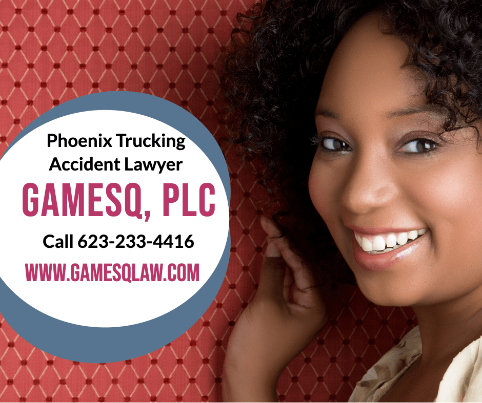 Phoenix trucking accident law firm