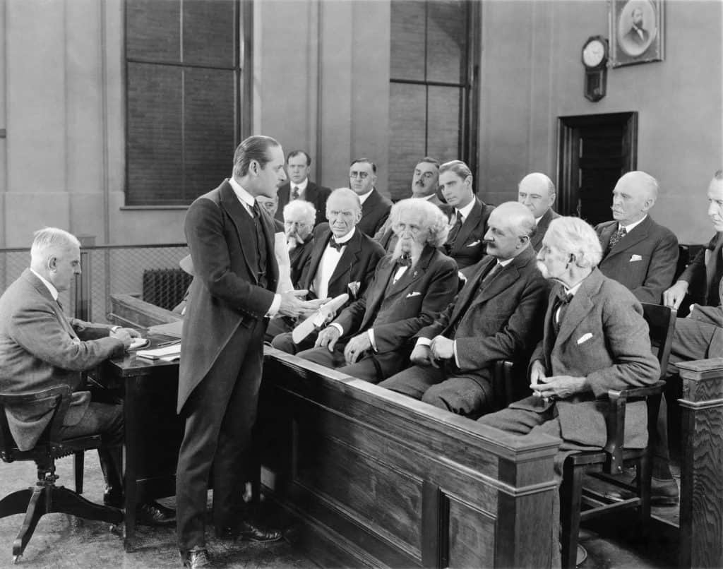 Voter suppression is jury suprression