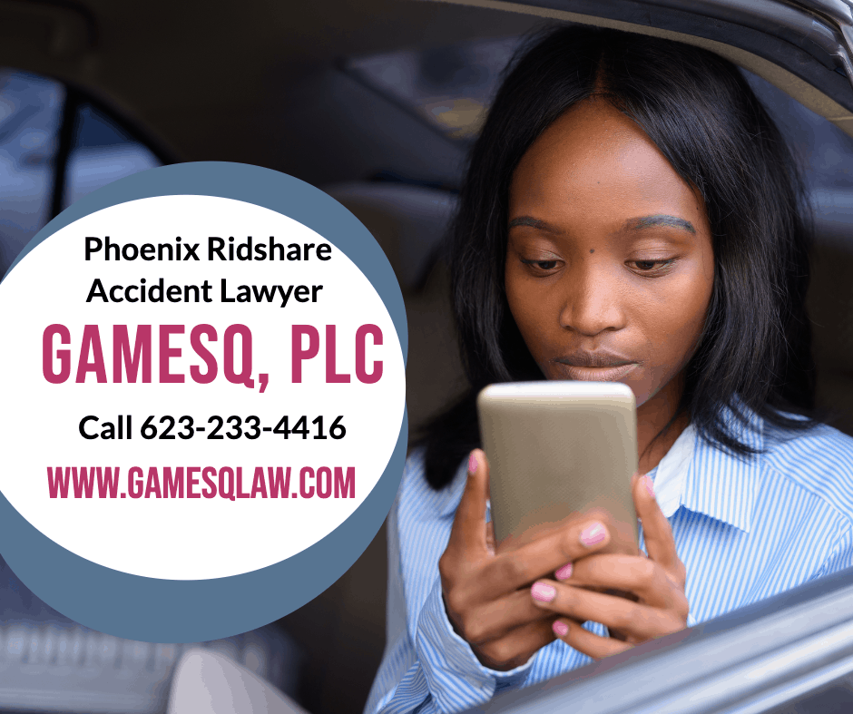 Phoenix Uber Accident Lawyer