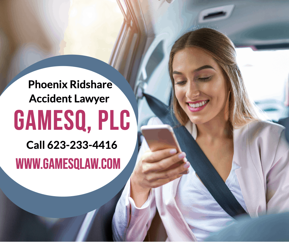 Phoenix Lyft accident lawyer